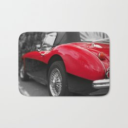 Little Red Healey Bath Mat