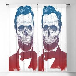 Dead Lincoln Blackout Curtain