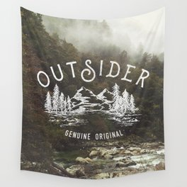 Outsider Wall Tapestry