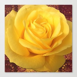 #Forever32 rose  Canvas Print
