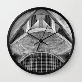 City of Arts and Sciences V | C A L A T R A V A | architect | Wall Clock