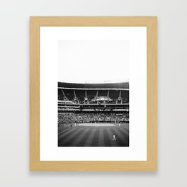 Royals Baseball Framed Art Print