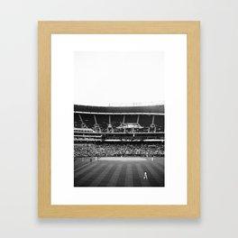 Royals Baseball Framed Art Print