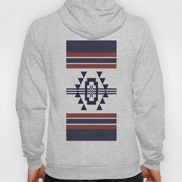 American Native Pattern No. 216 Hoody