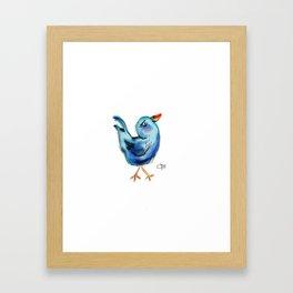 first birdie Framed Art Print