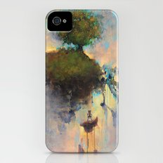 the hiding place iPhone (4, 4s) Slim Case