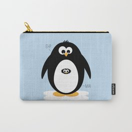 Penguin-egg  Carry-All Pouch