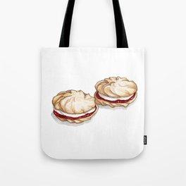 Desserts: Viennese Whirls Tote Bag