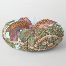Green House Floor Pillow