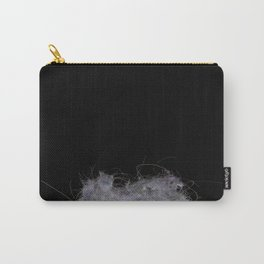 Dust bunny in profile Carry-All Pouch