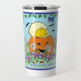 Hug Your Punkin' Travel Mug