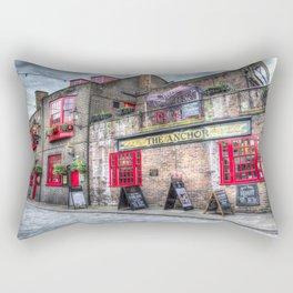 The Anchor Pub London Rectangular Pillow