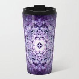 Encased in Purple.... Travel Mug