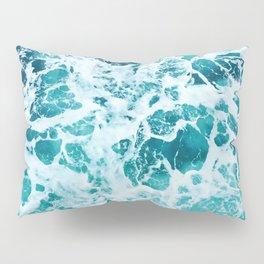 Ocean Splash IV Pillow Sham