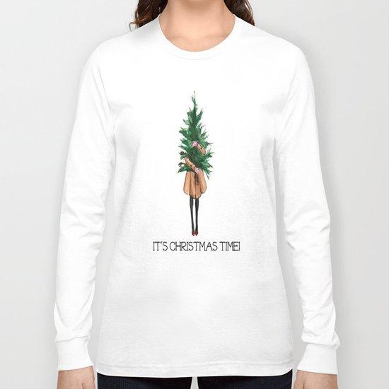 It's Christmas Time Long Sleeve T-shirt