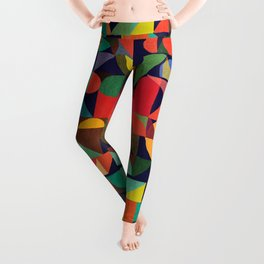 Color Blocks Leggings