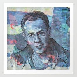 Springsteen - Spirit In The Night Art Print
