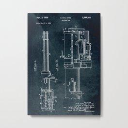 1954 - Gatling gun Metal Print