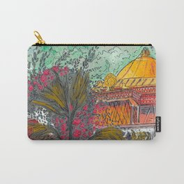 Mandala Temple Carry-All Pouch