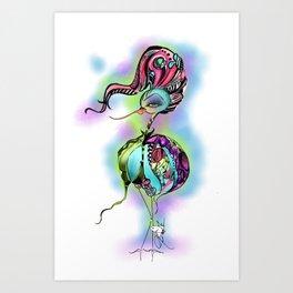Own Your RockStar Art Print