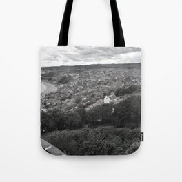 Scarborough Town Tote Bag