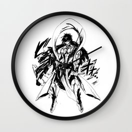 Sindbad Djinn Equip Focalor 2 Wall Clock
