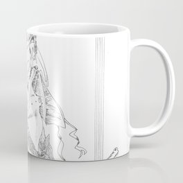 Spring Clean for the May Queen Coffee Mug