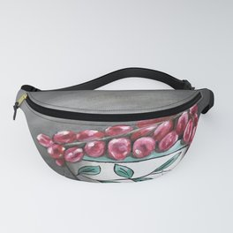 Bowl of Grapes Fanny Pack