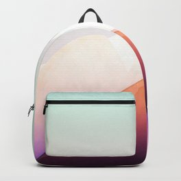 Dreamy Pastels of the Lotus Temple Backpack
