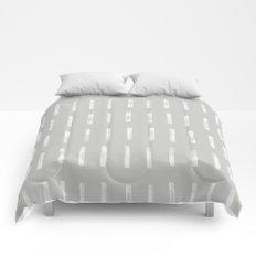 dash grey Comforters