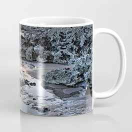 Sundown At The Lighthouse Coffee Mug