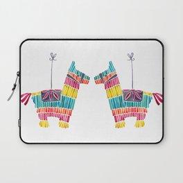 Mexican Donkey Piñata – CMYK Palette Laptop Sleeve