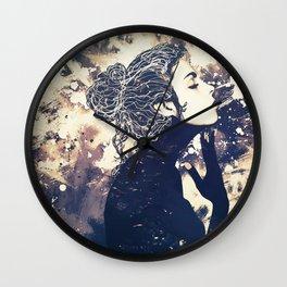 Spell Wall Clock