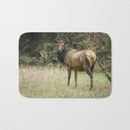 Female Wapiti Bath Mat