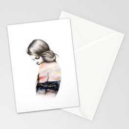 Interlude // Illustration Stationery Cards