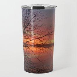 Light the Sky on Fire Travel Mug