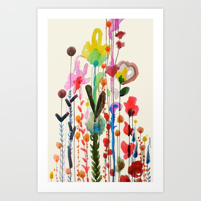 viva Art Print