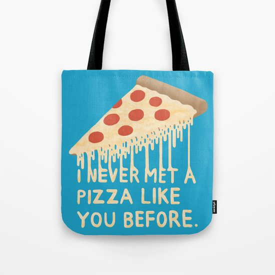 Sweet Pizza Tote Bag