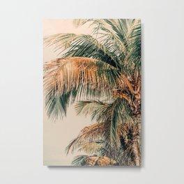 Tropical Summer Metal Print