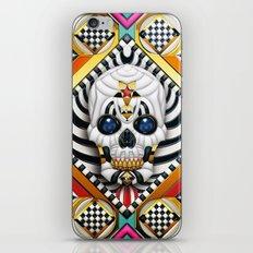 Skullture iPhone Skin