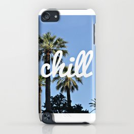 chill 2.0 iPhone Case