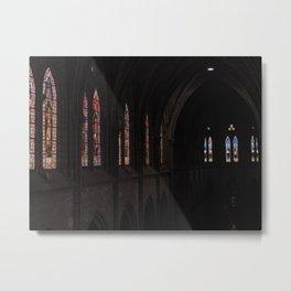 La Basílica del Sagrado Voto Nacional, Nueve Metal Print