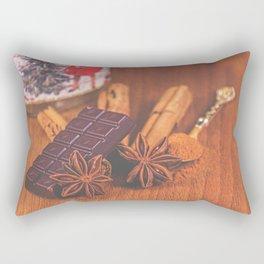 Seasonal Spice. Rectangular Pillow