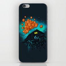 TAKE ME AWAY iPhone & iPod Skin