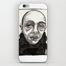 No Home To Go To iPhone Skin