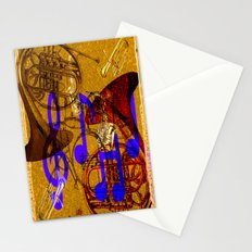 Notes of Sound Stationery Cards