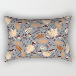Crisp Winds - Sweater Weather Rectangular Pillow
