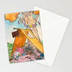 Girls Only! Stationery Cards