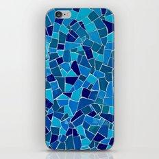 'Mosaic Tile' iPhone Skin