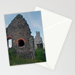 Quincy Hill Mine Shaft and Ruins Stationery Cards